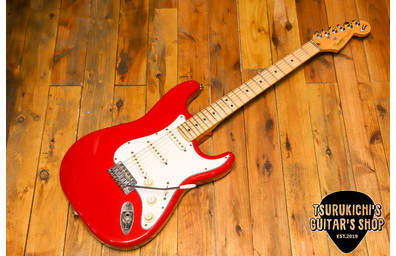 Fender Stratocaster USA 40th Anniversary TORINO RED