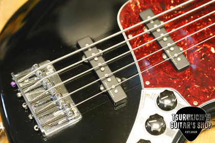鶴吉ギターズ!最新入荷情報!Fender Mexico Deluxe Active Jazz Bass Ⅴ