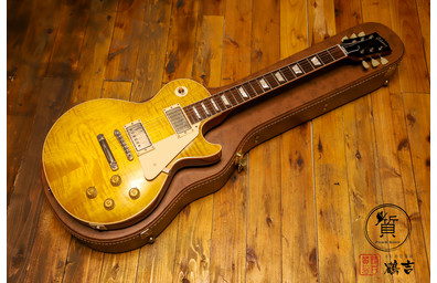 Gibson Custom Shop Standard Historic 1958 Les Paul Standard Reissue VOS グリーンレモン